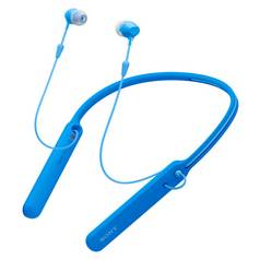 Sony WI-C400 In-Ear Wireless Headphones - Blue