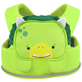 Trunki Toddlepak Reins - Green Dudley