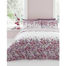 Dreams N Drapes Malinda Blush Bedding Set - Kingsize