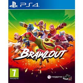 Brawlout PS4 Game