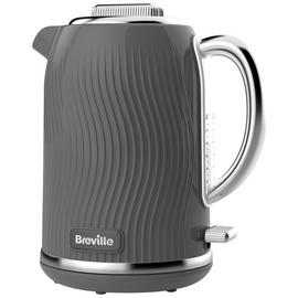 Breville VKT092 Flow Illuminating Kettle - Grey