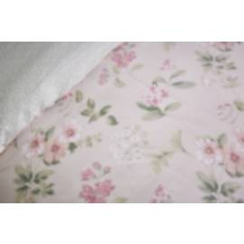 Dreams N Drapes Lorena Blush Bedding Set - Double
