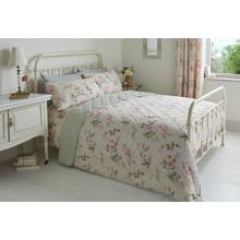Dreams N Drapes Lorena Blush Bedding Set - Kingsize