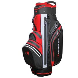 Benross Golf HTX Compressor Waterproof Cart Bag - Red