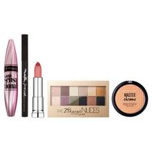 Maybelline Glow All Night Make-up Kit