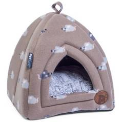 Petface Cat Igloo - Angry Mouse