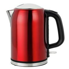 Cookworks Bullet Kettle - Red