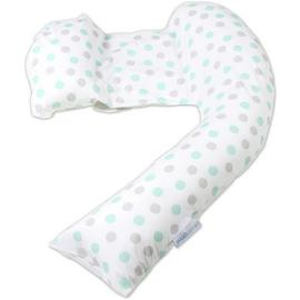 Dreamgenii Pregnancy Pillow Geo