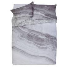 Argos Home Marble Bedding Set