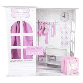 Chad Valley Designafriend Wooden Boutique Playset