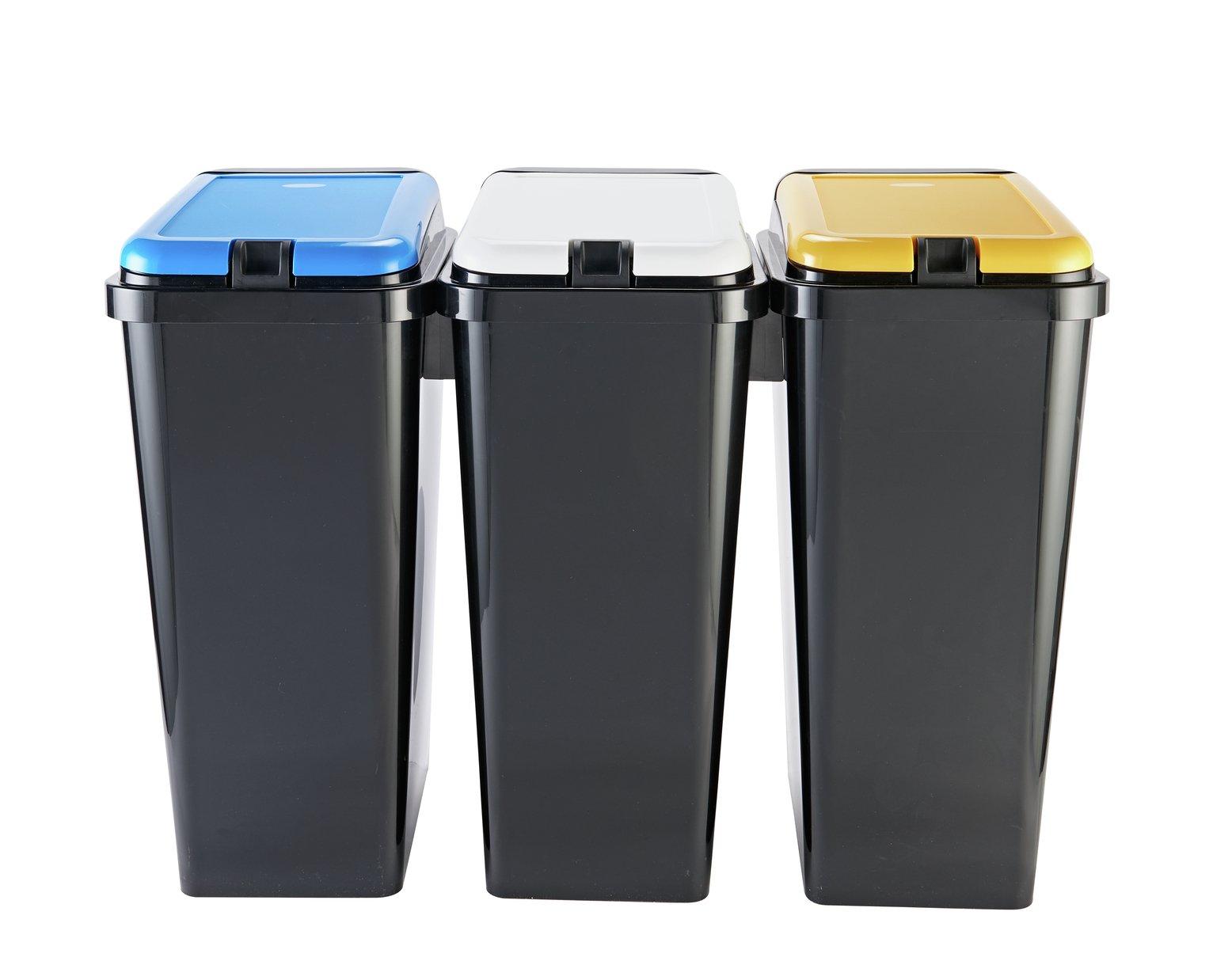 Genial Recycling Bins Kitchen Bins | Argos