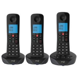 BT7880 Cordless Telephone with Answer Machine - Triple