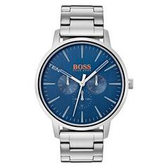 Hugo Boss Orange Copenhagen Men's Silver Steel Watch