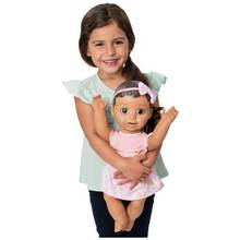 Buy Luvabella Blonde Hair Doll Dolls Argos