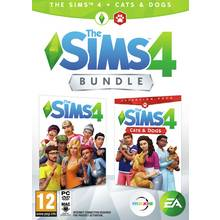 The Sims 4 with Cats and Dogs Expansion PC Game