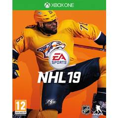NHL 2019 Xbox One Pre-Order Game