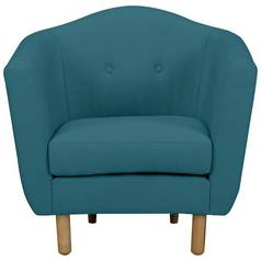 Argos Home Elin Fabric Armchair - Teal