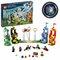LEGO Harry Potter Quidditch Match Building Set - 75956