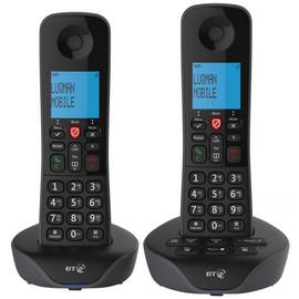 BT7880 Cordless Telephone with Answer Machine - Twin