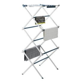 Good Housekeeping 3 Tier Indoor Expandable Clothes Airer