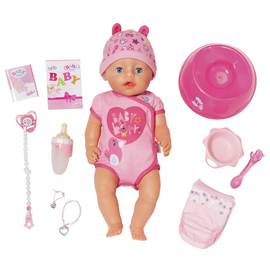 b2672169e58 Baby Born Soft Touch Girl Doll