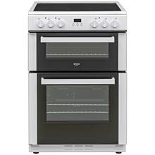 Bush BDBL60ELW Electric Cooker - White
