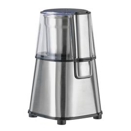 Cookworks Coffee and Herb Grinder - Stainless Steel