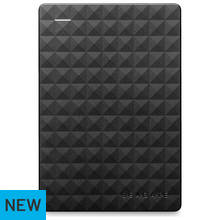 Seagate Expansion Plus 4TB Portable Hard Drive
