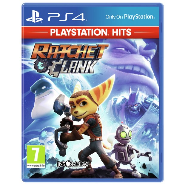 Buy Ratchet and Clank PS4 Hits Game | PS4 games | Argos
