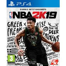 NBA 2K19 PS4 Pre-Order Game