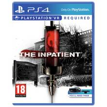 The Inpatient PS4 VR Game
