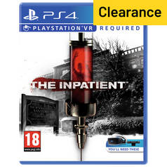 The Inpatient PS VR Game (PS4)