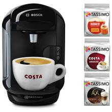 Tassimo Vivy Pod Coffee Machine Starter Pack
