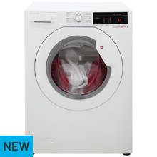 Hoover DXOA410LW3 10KG 1400 Spin Washing Machine - White