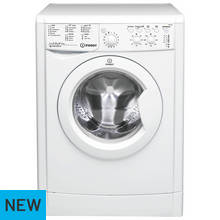 Indesit IWDC 6125 Washer Dryer - White