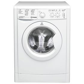 Indesit IWDC6125 6KG / 5KG 1200 Spin Washer Dryer - White