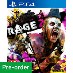 Rage 2 PS4 Pre-Order Game