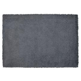 Argos Home Cosy Rug 120x170 - Flint Grey