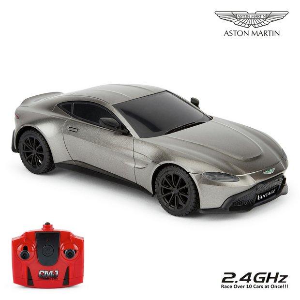 Buy Aston Martin 1 24 Radio Controlled Sports Car 2 For 15 Pounds On Toys Argos