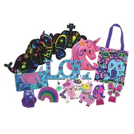 Crafty Little Kids 8-in-1 Big Craft Set