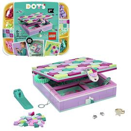 LEGO DOTS Jewellery Box Arts & Crafts for Kids Set - 41915