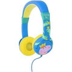 Peppa Pig Prince George Junior On-Ear Headphones - Blue