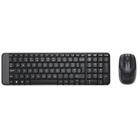 Logitech MK220 Wireless Mouse and Keyboard