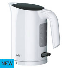 Braun Series 3 Kettle - White