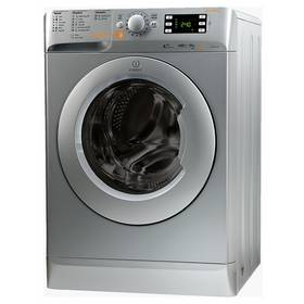 Indesit XWDE751480XSUK 7/5KG 1400 Spin Washer Dryer - Silver