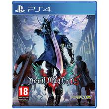 Devil May Cry 5 PS4 Pre-Order Game