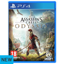 Assassins Creed Odyssey PS4 Pre-Order Game