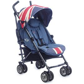 MINI by Easywalker Buggy - Vintage Union Jack