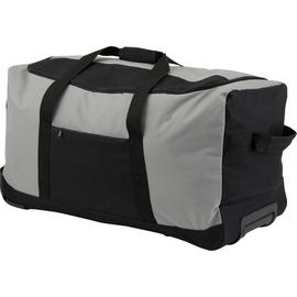 Go Explore Large Grey Wheeled Holdall