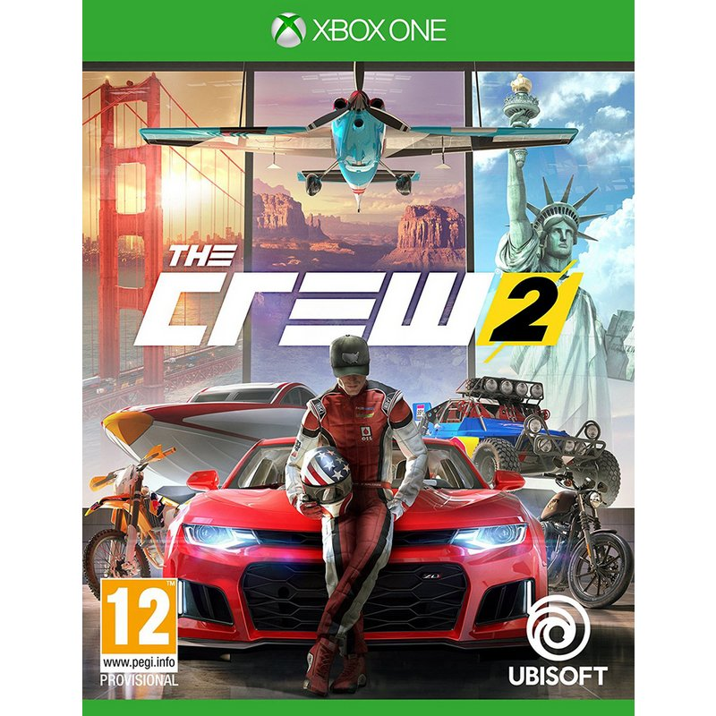 The Crew 2 Xbox One Game from Argos